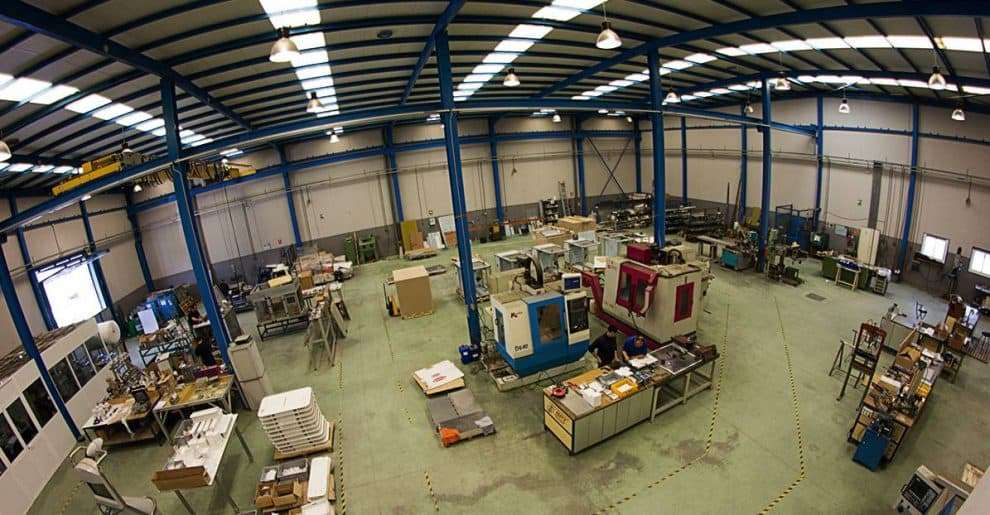 SPT Manufacturing Facility