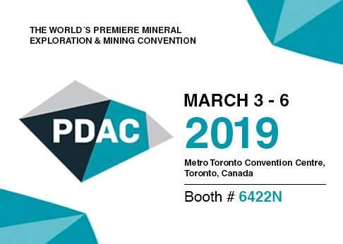 north seeking gyro manufacturer attending PDAC 2019