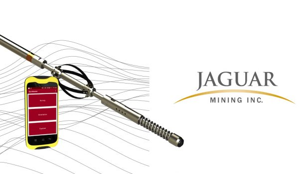 Jaguar mining north seeking gyro